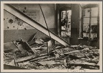 Anger and outrage again rang throughout Germany, as British pilots dropped bombs on the famous children's home in Bethel near Bielfeld, which resulted in destroyed houses and (the deaths of?) twelve German children