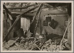 ...the British attacks were directed at the homes of civilians. Our pictures show the devastation caused by British bombing in a Berlin suburb and in a housing scheme near Heidelberg.