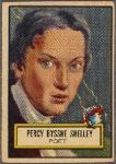 Percy Bysshe Shelley, poet