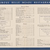 Belle Meade Restaurant