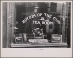 Tea room in New Orleans,