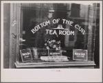 Tea room in New Orleans, Louisiana