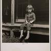 Child of coal miner. Jere, Scotts Run, West Virginia