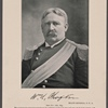 William Shafter. Major-General, U.S.A. Born Oct. 16th, 1845.../ designed and engraved by Central Bureau of Engraving.