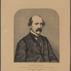 "Henry E. Sharp, cricket editor of ""Wilkes' Spirit of the times."" From a photograph by Fredricks, 587 Broadway"