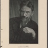 George Bernard Shaw. From a portrait by Frederick H. Evans.