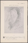 Shaw (G.B.) portrait: An original pencil sketch, head and shoulders, by Paul Troubetskoy, 10 1/2 by 7 1/2 inches, in wash bordered overlay mount, 20 by 15 3/4 inches, £30, 1927. The artist was a prince of the Russian royal family.