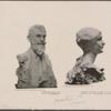G. Bernard Shaw; Paul Troubetzkoy, sculptor ; Younger daughter of Mrs. W.K. Vanderbilt: Paul Troubetzkoy, sculptor.