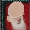 [Cover of Vanity fair with caricature of George Bernard Shaw eyeing a couple standing on his nose.]