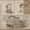 Mr. C.C. Shayne ; Mr. Bailey ; Shayne's fur manufacturing establishment, Broadway at Tenth Street