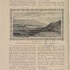 View from Tan-Yr-Allt, Shelley's home in Wales (see page 905). Drawn by M.L. Croft.