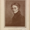 West's portrait of Shelley (hitherto unpublished). Painted from his original pencil sketch from life shown on the opposite page. Owned by Mrs. John Dunn.