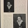 Percy Bysshe Shelley. By Amelia B. Curran ; Percy Bysshe Shelley. By J. Clint, A.R.A.