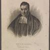 Revd. R.H. Shepherd, Ranelagh Chapel, Chelsea