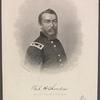 Phil. H. Sheridan. Maj. Genl. Philip H. Sheridan