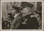 Finally the Führer met the Duce in Florence, where he once more made a fundamental declaration of the friendship of the two nations and the unshakeable firmness of the Axis.