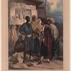 Marché d'esclaves à Ak-Hissar