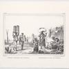 Negres, Vendeurs de Charbon. Artist: Jean-Baptiste Debret