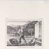 Feitors Corrigeant dans negres. Artist: Jean-Baptiste Debret
