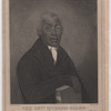 Rev. Richard Allen, Bishop of the First African Methodist Episcopal Church