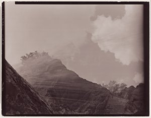 [Indian Ladder Trail, John Boyd Thacher State Park, Voorheesville, New York]