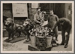 Opposed to these brutal schemes stand the German people.  The (scrap) metal collection held on the Führer's birthday once more showed willingness to sacrifice in order to strengthen Germany's armaments for the mortal struggle.
