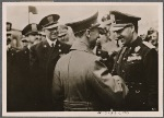 At the invitation of Reichs Propaganda Minister Dr. Goebbels, Italian Minister of Popular Culture Allessandro (sic) Pavolini met with him in Berlin.