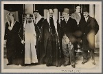 [The conference of Arab representatives convened in London under the chairmanship of Prime Minister Chamberlain.  Arabs and Jews negotiate separately.]