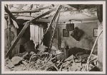 [...the British attacks were directed at the homes of civilians.  Our pictures show the devastation caused by British bombing in a Berlin suburb and in a housing scheme near Heidelberg.]