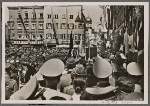 In Rosenheim, where the first NSDAP chapter outside Munich was founded, Reich Organization leader Dr. Ley addressed over 10,000 fellow party members and citizens.