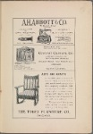 A. H. Abbot & Co., Central Camera Co., and The Tobey Furniture Co. advertisements.