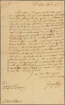 Letter to William Pitkin