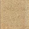 Letter to Gov. Horatio Sharpe