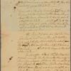 Letter to Lieut. Alexander Turnbull