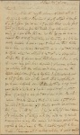 Letter to Sir William Johnson