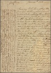 Letter to Messrs. [Cadwallader?] Colden and [William] Kelly