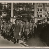 """On September 4th the Fuhrer opened the second Winter Relief Drive. In his speech he assured the English that they could be confident that """"We are coming!"""" For the last time he warned against the unscrupulous bombing of German workers' homes.]"""