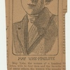 May Yohe as Mrs. McAuliffe. (Elizabeth Times Newspaper,  1911?)