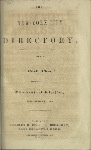 The New-York City directory, for 1854-1855