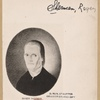 Roger Sherman. Miniature owned by J. Evarts Tracy, great grandson, Plainfield, N.J.