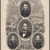 Grant. Lincoln. Sherman. Sheridan.