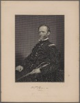W. T. Sherman. Likeness from a photograph by Gurney