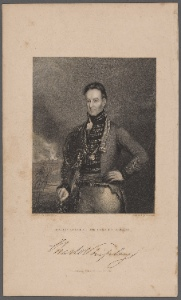 Major-General Sir Charles Shipley / painted by Eckstein ; engraved by H. Cock.