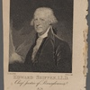 Edward Shippen, LLD. Chief Justice of Pennsylvania AE. 74