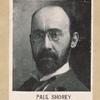 Paul Shorey.