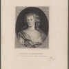 Countess of Shrewsbury. From a picture by Sr. Peter Lely in the possession of the Duke of Dorset