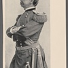 General Daniel E. Sickles. From a photograph by Sarony, New York.