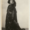 Richard Barr as Countess of Sessex in the 1937 Triangle production of Fol De Rol
