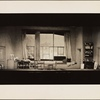 "[The set of the original Broadway production of Noël Coward's ""Design for Living.""]"