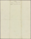 Solicitation letters, 1854-1882
